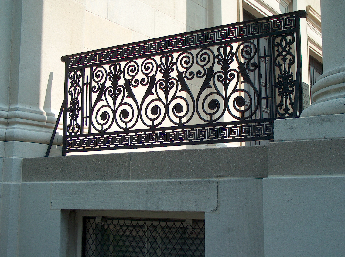 Wrought Iron Collection Architectural Resources And