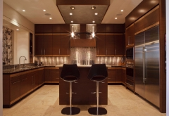 Contemporary kitchens and cabinetry are our specialty.